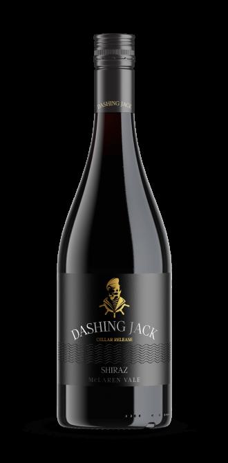 2019 Dashing Jack Shiraz